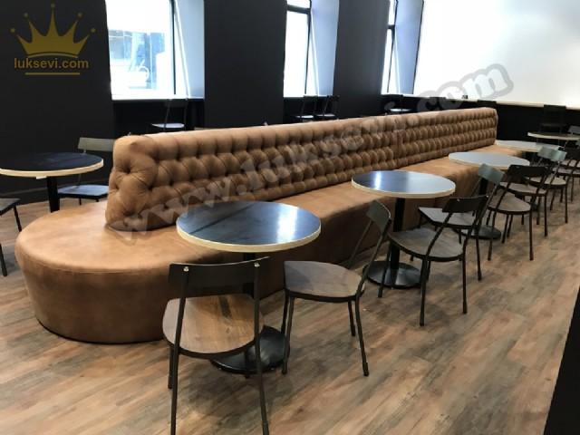 Chester Sedir Koltuk Modelleri Lüks Cafe Restoran Tasarımları