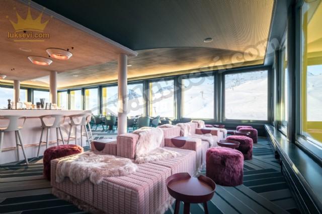 Lüks Restoran Masa Sandalye Tasarımları Özel Üretim