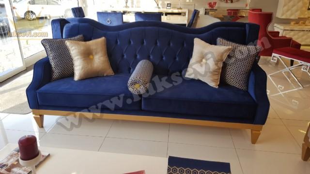 Luxury Lüks Koltuk Takımı Özel Üretim