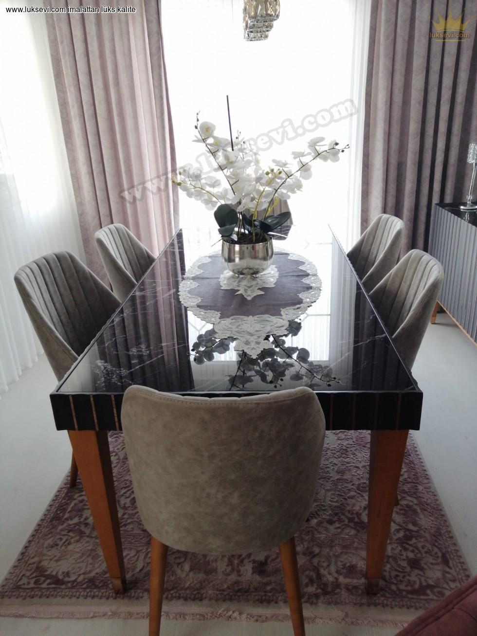 Modern Luxury Retro Sandalye Gösterişli Sandalye Modelleri