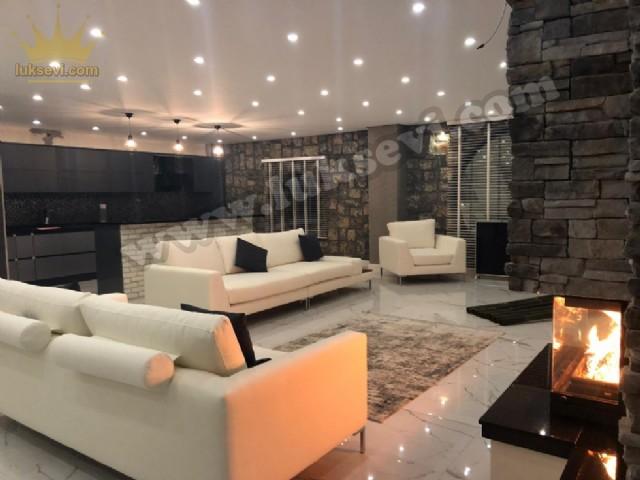 Royal Villa Koltuk Takımı Köşe Koltuk Özel Tasarım