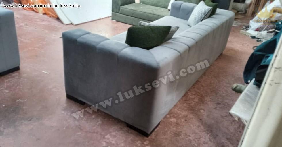 Resim No:13901 - 4 Lü Kanepe