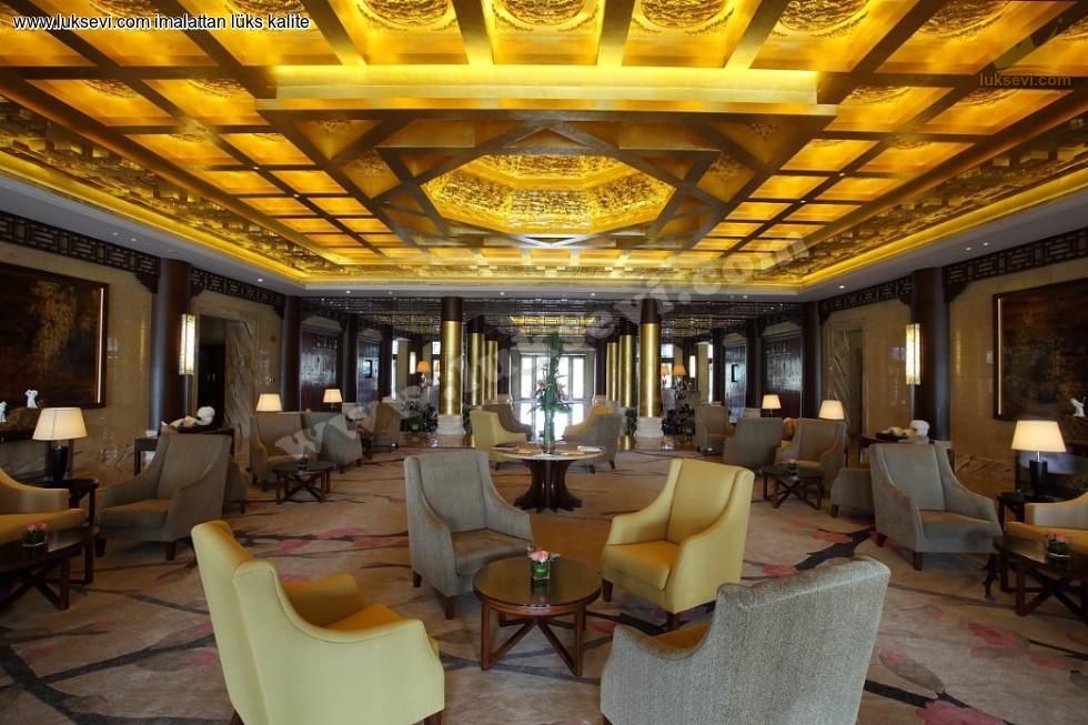 Resim No:6696 - 5 Yıldızlı Otel Lobisi Koltuk Modelleri