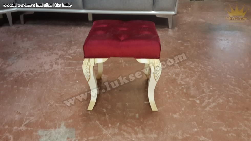 Resim No:6583 - Avangart Puf Üretimi Luxury Ottoman Pouf Designs