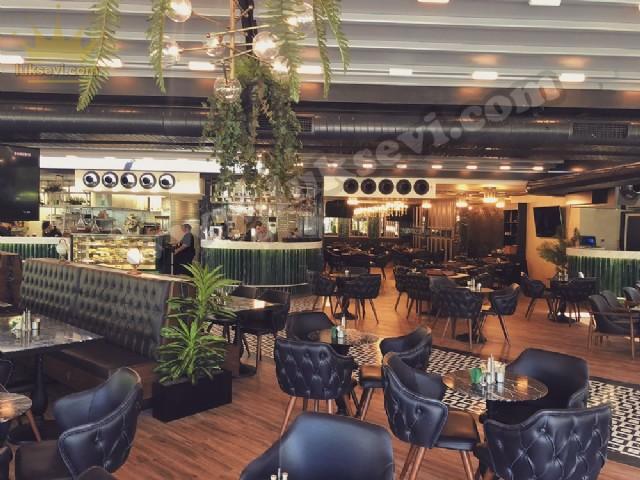 Cafe Restoran Sedirleri Sandalyeler Masalar