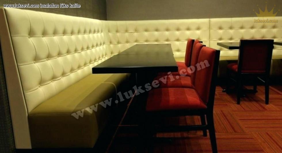Resim No:6642 - Deri Sedir Koltuklar Masa Ve Sandalyeler