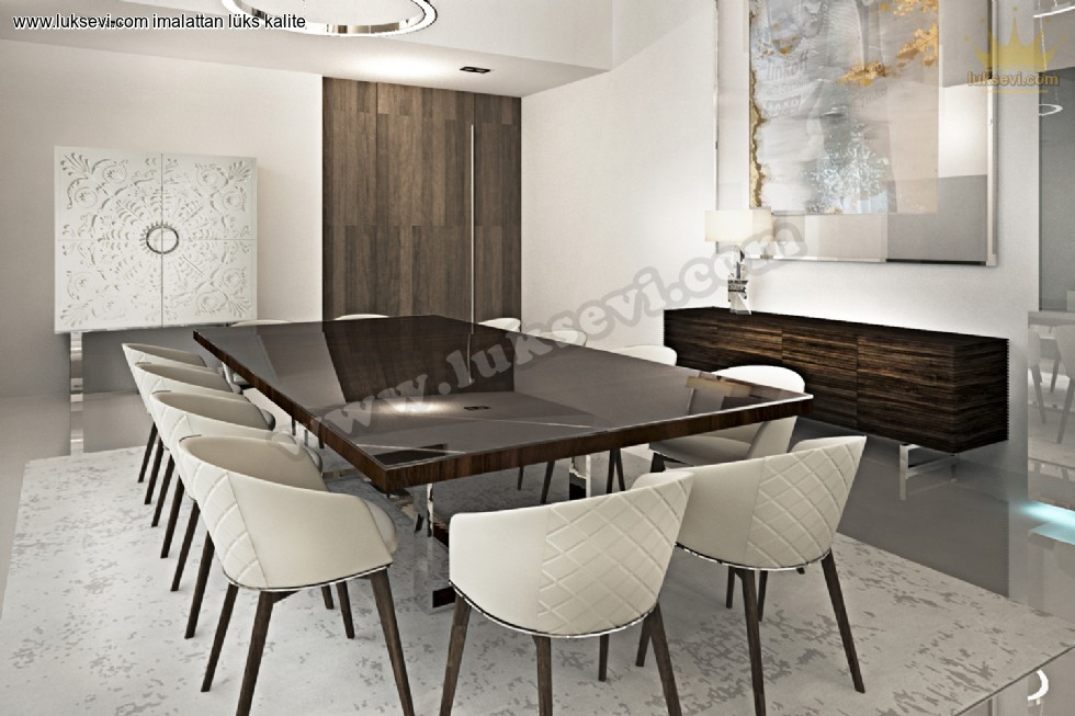 Resim No:6860 - Masa Sandalye Modelleri