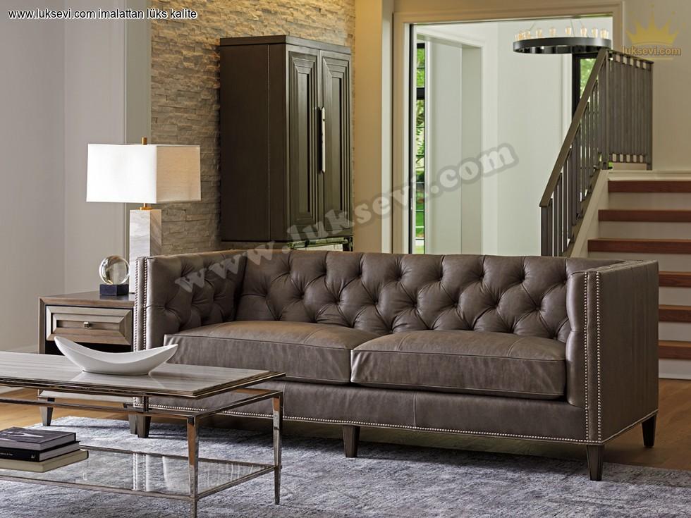 Resim No:6679 - Otel Deri Koltuk Modelleri