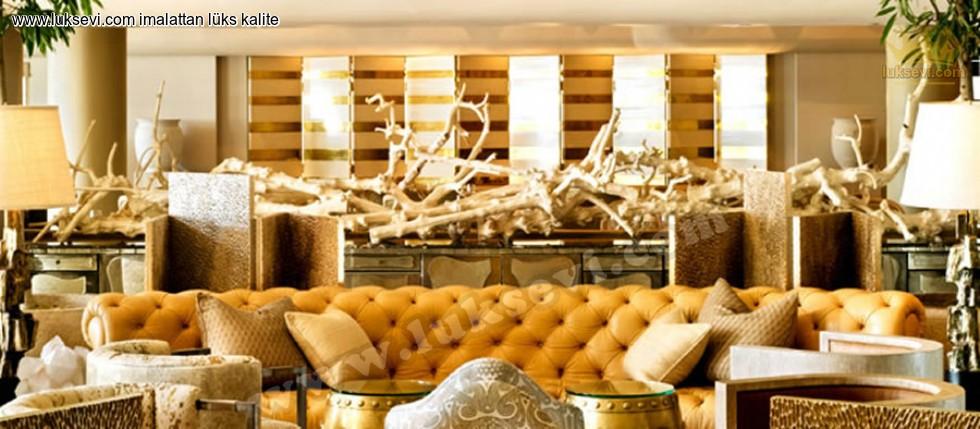 Resim No:6688 - Otel Restoran Chester Koltuk Ve Sedir Modelleri