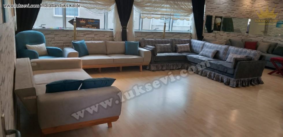 Resim No:7742 - Özel Üretim Koltuk Takımları İstanbul Koltuk Modelleri