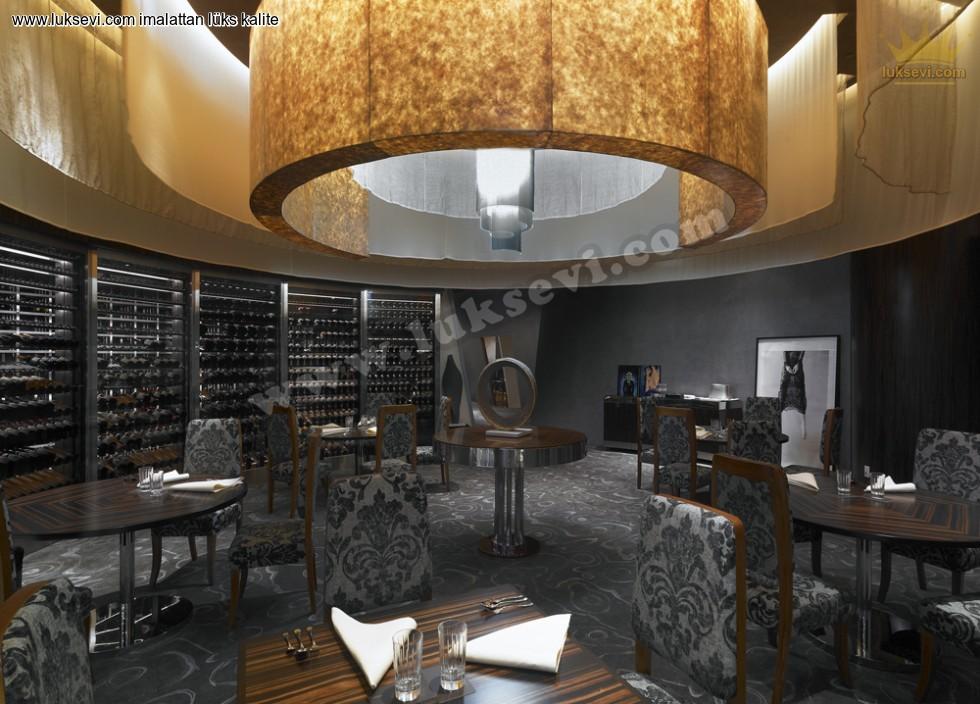 Resim No:7457 - Restoran Masa Ve Sandalyeler