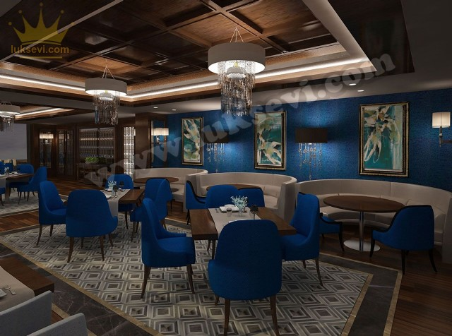 Restoran Sandalye Modelleri