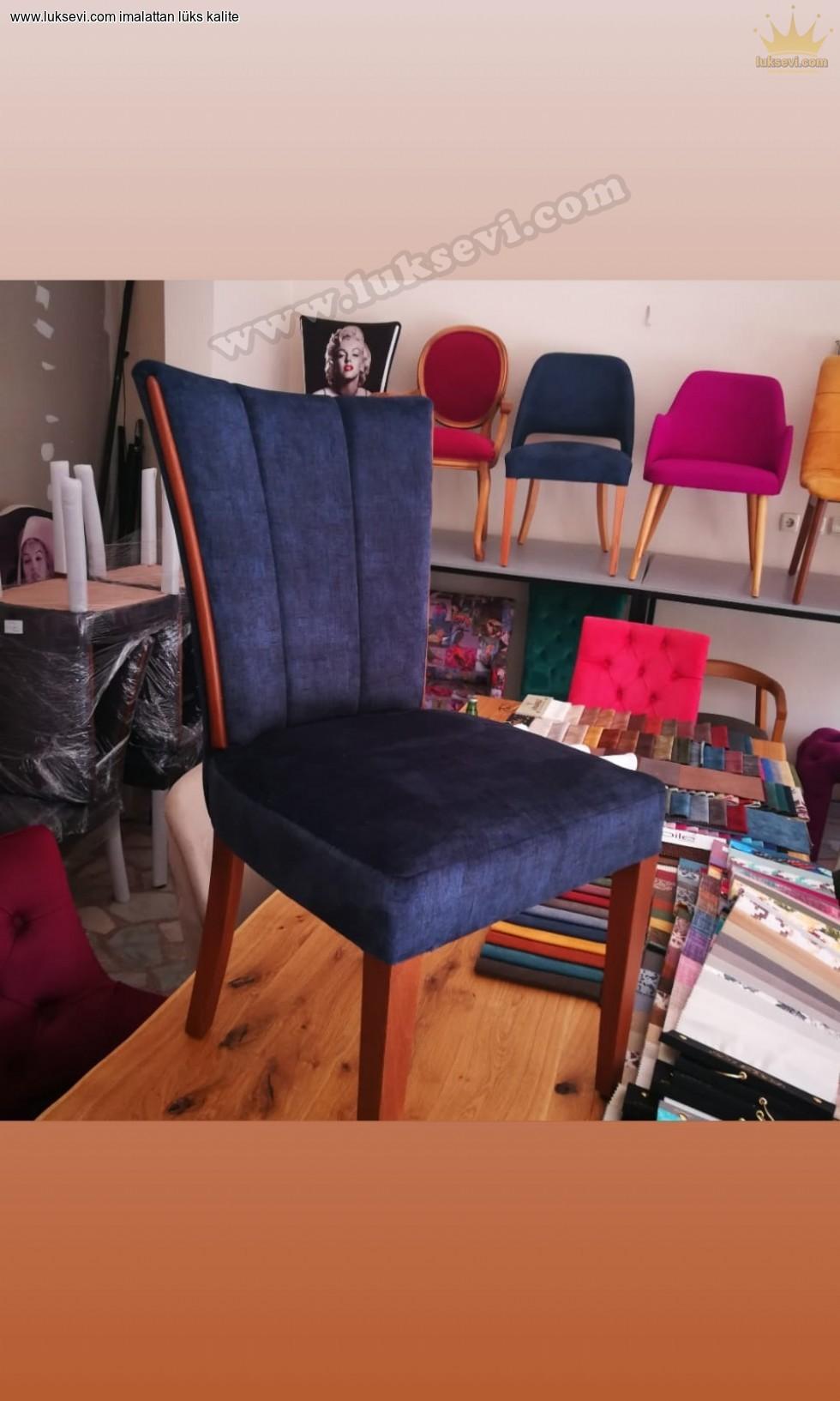 Resim No:6854 - Yarma Sandalye Modern Sandalyeler