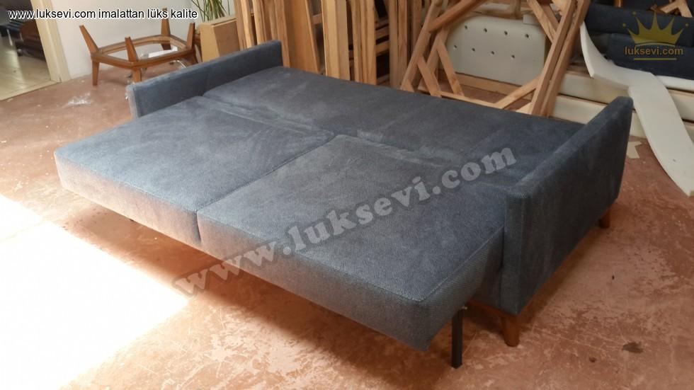 Yataklı Sandıklı Kanepe