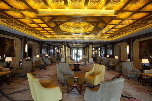 5 Yıldızlı Otel Lobisi Koltuk Modelleri