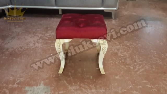 Avangart Puf Üretimi Luxury Ottoman Pouf Designs