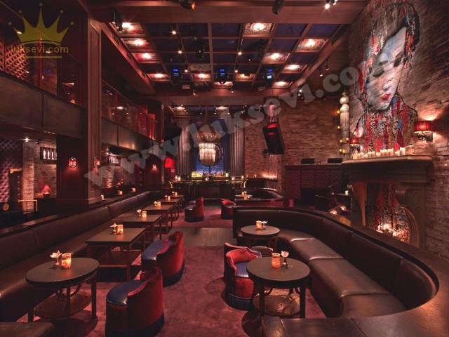 Çin Restoran Tasarımı Koltuklar Masalar Sedir Koltuklar Sandalyeler