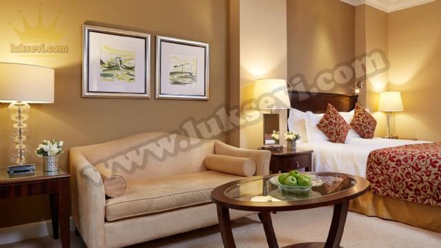 İki Kişilik Otel Odası Koltukları