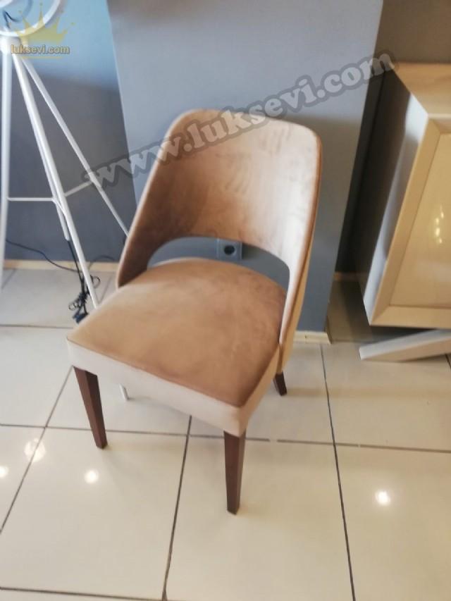 Kavisli Modern Sandalye Modeli