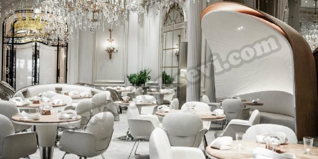 Lüks Restoran Tasarımı Masa Sandalye Ve Koltuk Modelleri