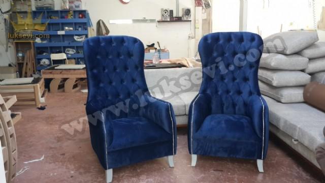 Luxury Avangarde Bergere Sofa Chair