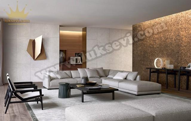 Luxury Living Room Köşe Koltuk Takımları