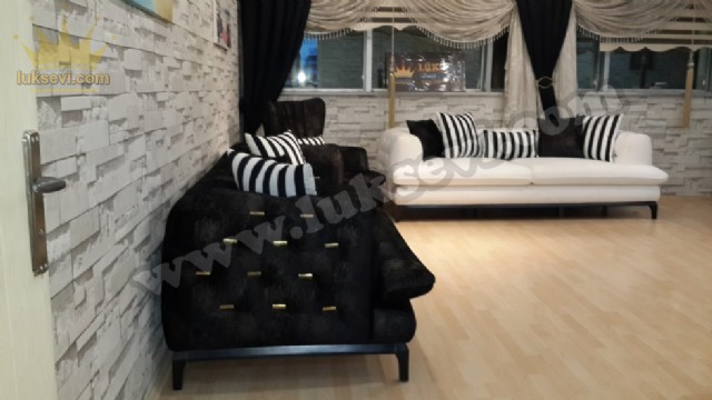 Modern Luxury Chester Koltuk Takımı