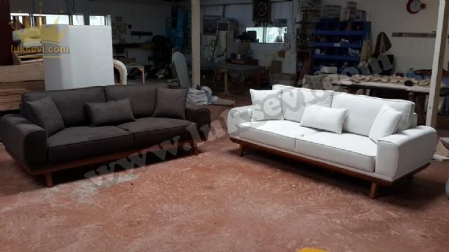 Modern Yataklı Oturma Grupları Özel Üretim