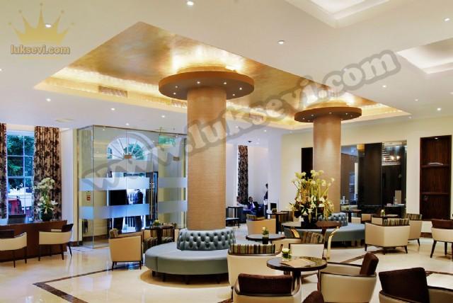 Otel Koltuk Tasarımları Lobi Dekorasyonu