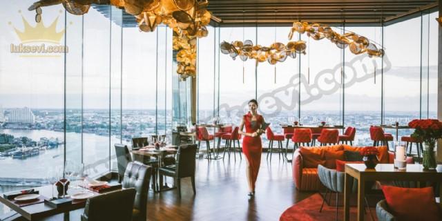 Otel Restoran Masa Ve Sandalye Modelleri