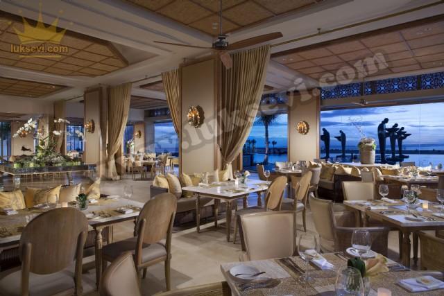 Otel Ve Restoranlar İçin Lüks Masalar Koltuklar Ve Sandalyeler