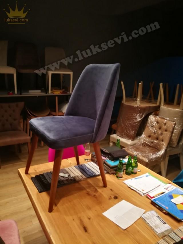 Tornalı Lüks Modern Sandalye