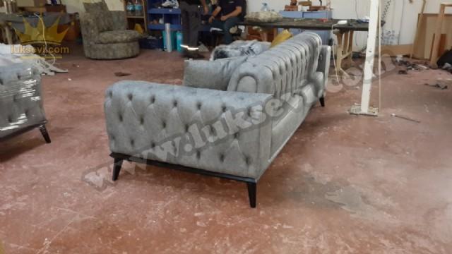 Yataklı Modern Chester Koltuk Modelleri