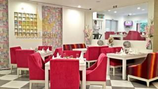 Lüks Restoran Sandalye Ve Masa Tasarımları