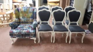 Lüks Yemek Odası Sandalye Modelleri Avangart Ahşap Sandalyeler
