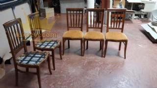 Sandalye Tamiri, Kumaş Ve Sünger Değişimi