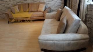 Tango Koltuk Takımı Müşterimize Özel Üretim Nubuk
