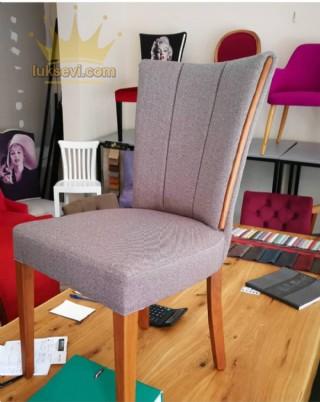 Yarmalı Modern Sandalye Modeli